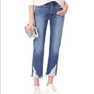 3x1 designer Higher Ground jeans in Rushmore
